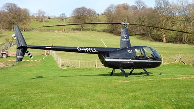 G-HYLL - Robinson R44 Raven II - Private