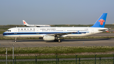 B-6308 - Airbus A321-231 - China Southern Airlines
