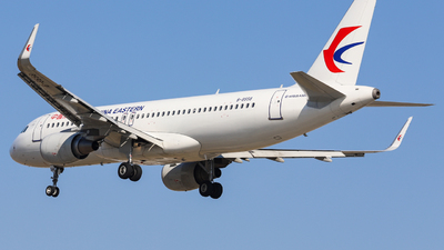 B-8858 - Airbus A320-214 - China Eastern Airlines