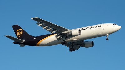 N147UP - Airbus A300F4-622R - United Parcel Service (UPS)