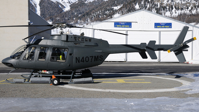 N407MS - Bell 407 - Private