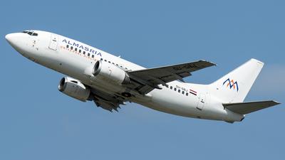 SU-GBJ - Boeing 737-566 - Almasria Universal Airlines