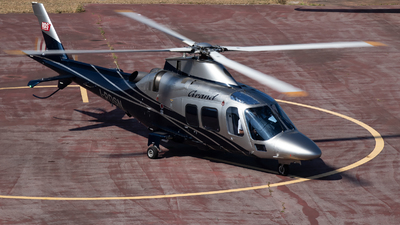 I-RDSN - Agusta A109S Grand - Private