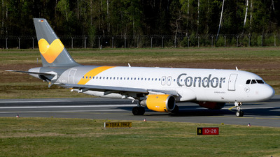 A picture of DAICA - Airbus A320212 - Condor - © Günther Feniuk