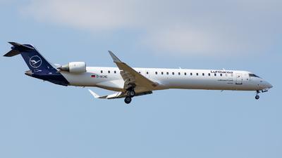 A picture of DACNC - Mitsubishi CRJ900LR - Lufthansa - © TJDarmstadt