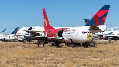 N908JK - Boeing 737-7BX - Shenzhen Airlines