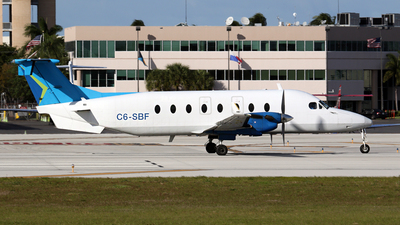C6-SBF - Beech 1900D - Private