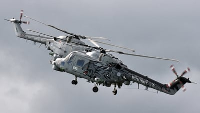 XZ722 - Westland Lynx HMA.8DSP - United Kingdom - Royal Navy