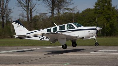 OO-JBM - Beechcraft A36 Bonanza - Private