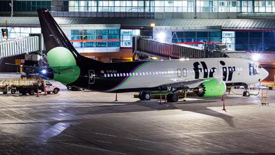 C-FLEJ - Boeing 737-8 MAX - Flair Airlines