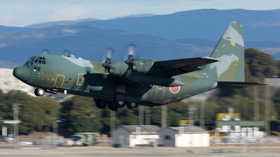 05-1084 - Lockheed C-130H Hercules - Japan - Air Self Defence Force (JASDF)