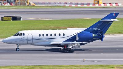 F-HMED - British Aerospace BAe 125-1000B - Airlec Air Espace