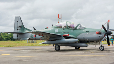 FAB5927 - Embraer A-29B Super Tucano - Brazil - Air Force