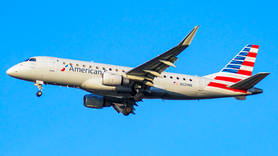 A picture of N229NN - Embraer E175LR - American Airlines - © Christopher M. Owens
