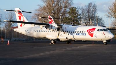 A picture of OKNFV - ATR 72500 - [0785] - © Jevgeni Ivanov