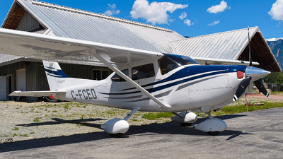 C-FCED - Cessna T182T Turbo Skylane - Private