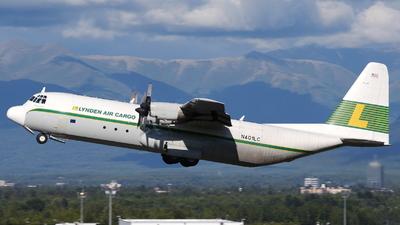 N401LC - Lockheed L-100-30 Hercules - Lynden Air Cargo