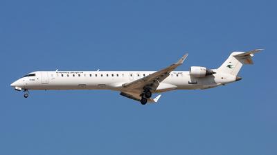 YI-AQE - Bombardier CRJ-900LR - Iraqi Airways