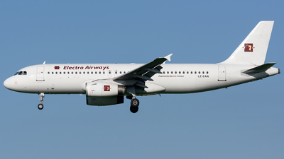 LZ-EAA - Airbus A320-231 - Electra Airways