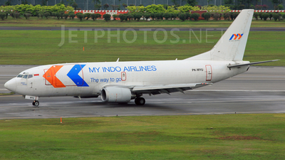 PK-MYU - Boeing 737-3S3(SF) - My Indo Airlines