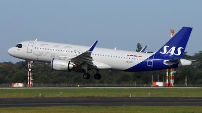 SE-RUC - Airbus A320-251N - Scandinavian Airlines (SAS)