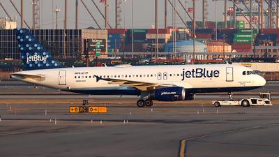 A picture of N618JB - Airbus A320232 - JetBlue Airways - © Xiamen Air 849 Heavy