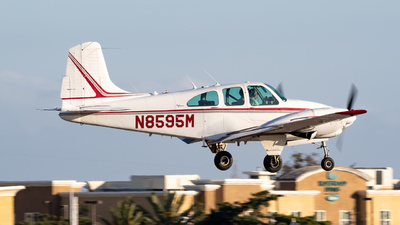 N8595M - Beechcraft D95A Travel Air - Private