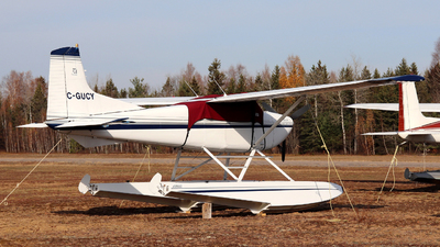 C-GUCY - Cessna A185F Skywagon - Private