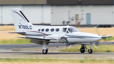 N700LC - Cessna 421C Golden Eagle - Private