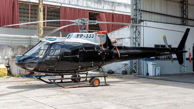 PP-JJJ - Helibrás AS-350B2 Esquilo - Helisul Taxi Aéreo