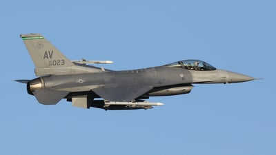 89-2023 - Lockheed Martin F-16CG Fighting Falcon - United States - US Air Force (USAF)