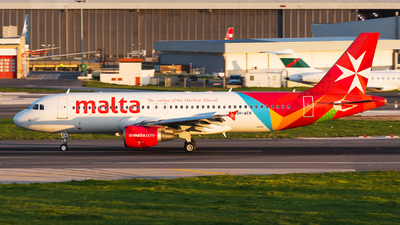 A picture of 9HAEN - Airbus A320214 - Air Malta - © Rui Marques