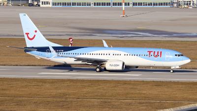 A picture of DATYB - Boeing 7378K5 - TUI fly - © Johannes Reichert