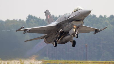 4059 - Lockheed Martin F-16C Fighting Falcon - Poland - Air Force