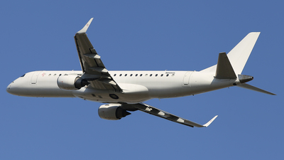 N666GL - Embraer 190 Lineage 1000 - Private