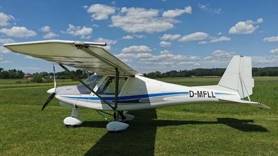 D-MFLL - Ikarus C-42 - LSV Vilsbiburg e.V.