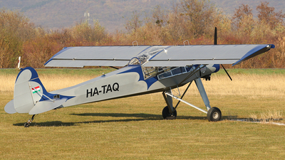 HA-TAQ - Slepcev Storch Mk.4 - Private
