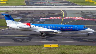 G-RJXM - Embraer ERJ-145MP - Loganair