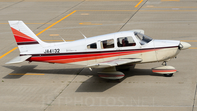 JA4132 - Piper PA-28-181 Archer II - Private