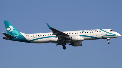 I-ADJP - Embraer 190-200LR - Air Dolomiti
