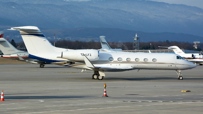 T7-LFZ - Gulfstream G450 - Executive Aircraft Services