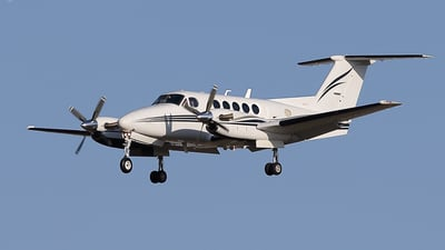 C-FAXD - Beechcraft 200 Super King Air - Bar XH Air