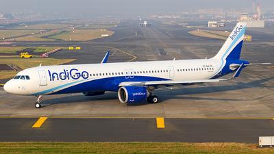 VT-ILU - Airbus A321-251NX - IndiGo Airlines