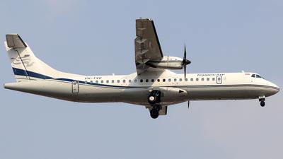 PK-TVE - ATR 72-212A(600) - Travira Air