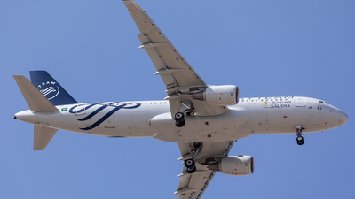 HZ-AS83 - Airbus A320-214 - Saudi Arabian Airlines