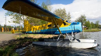 N695TK - De Havilland Canada DHC-2 Mk.I Beaver - Tikchik Narrows Lodge