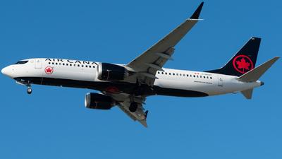 C-GEHV - Boeing 737-8 MAX - Air Canada