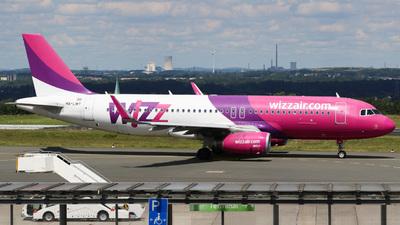 HA-LWY - Airbus A320-232 - Wizz Air