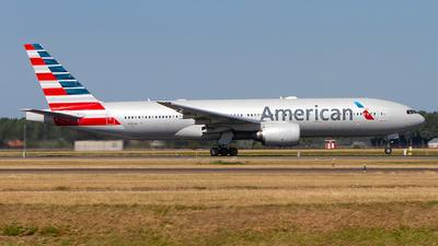 N781AN - Boeing 777-223(ER) - American Airlines