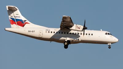 A picture of SXEIT - ATR 42500 - Sky Express - © Sebastian Sowa